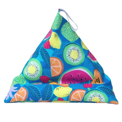 DIRECTLY TO YOU IN AUS  FRUITS - Phone, Book, Kindle, Tablet Pillow Stand, Mini Beanbag 2021