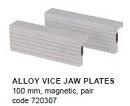 Cyclus Tools Alloy Vice Plates Magnetic For 720306