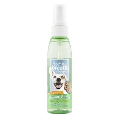 Tropiclean Fresh Breath Peanut Butter Oral Spray 118ml