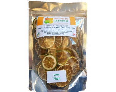 Dried Lime 75g
