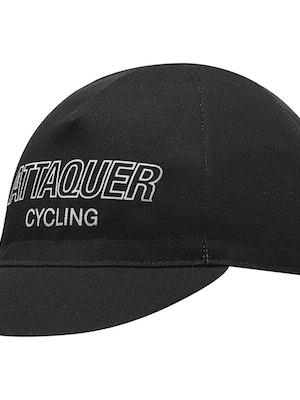 Attaquer Outliner Logo Cap Black
