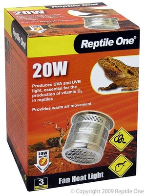 Reptile One Internal Heat Lamp Holder