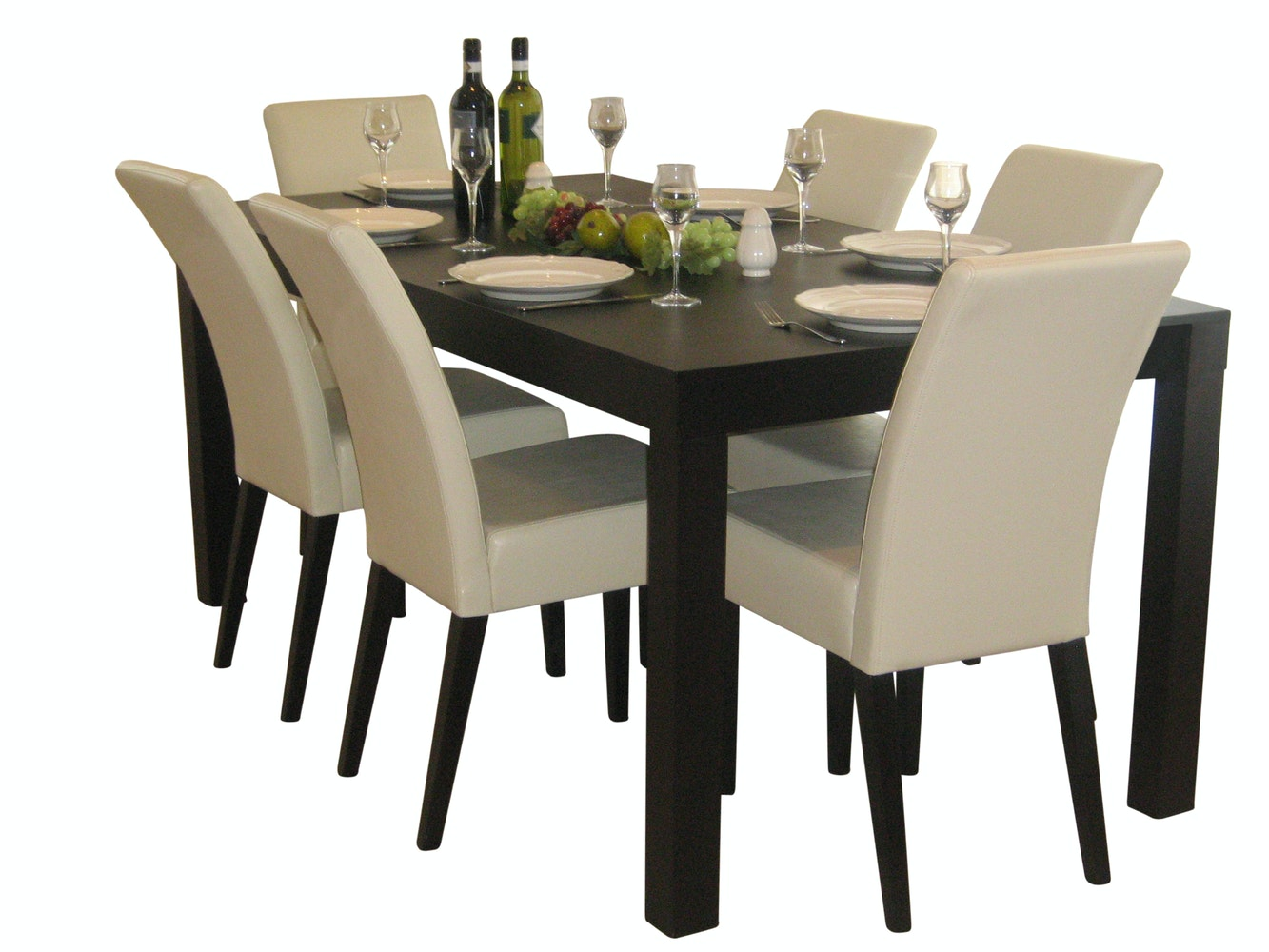 Bt ray 7 piece dining suite dining settings for sale in for Outdoor furniture yagoona