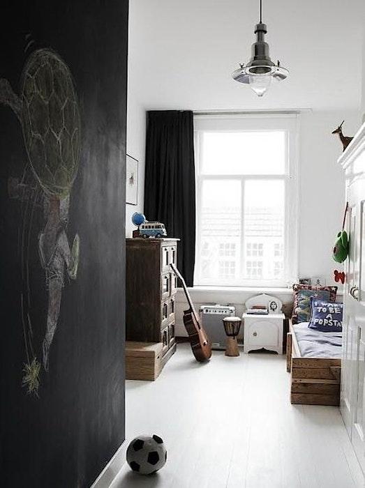 Transitional Tween Bedroom - Taverne Agency