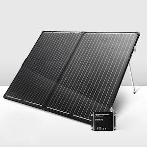 12V 250W Super Lightweight Folding Solar Panel Kit