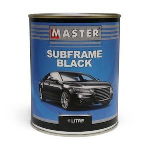 Master Subframe Black Enamel 1Lt
