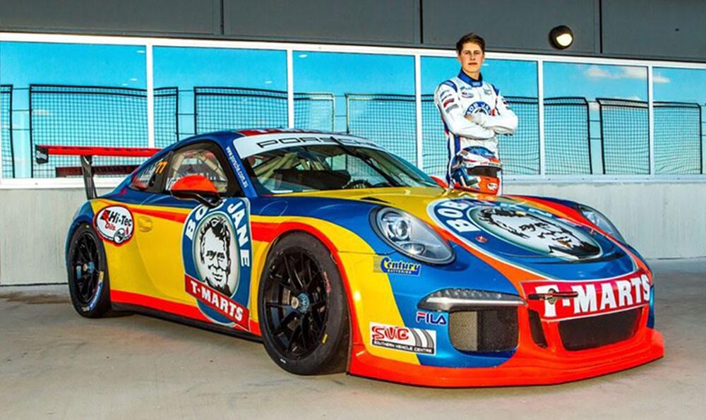 Max Vidau joins Porsche Michelin GT3 Cup Challenge