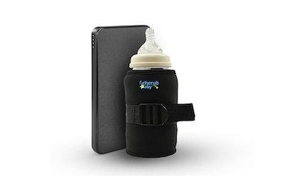 Portable Baby Bottle Warmer - Complete Kit