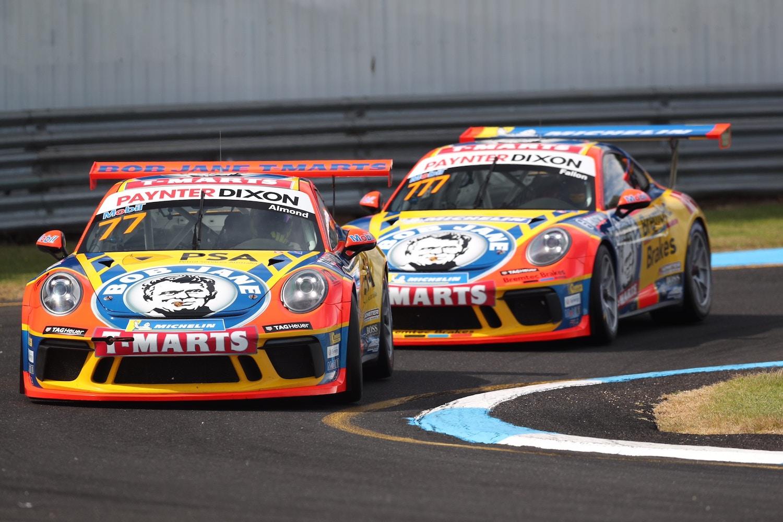 2021 Porsche Carrera Cup - Round 1 Sandown  Raceway