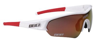 Select Sport Glasses - Team White  - BSG-43.4392