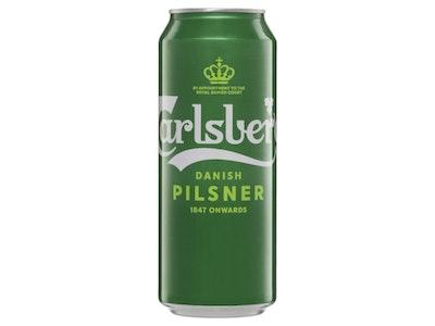 Carlsberg Pilsner Can 500mL