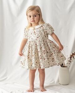 Certified Organic Cotton Isabella Dress