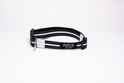 Puccii Collar WHITE (M-L dogs)