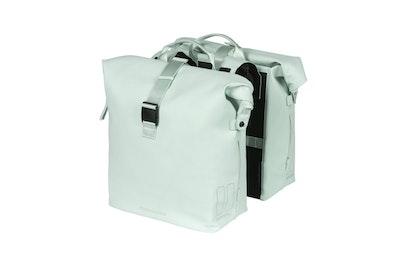 Basil Soho Double Bag Nordlicht Pastel Green 41L