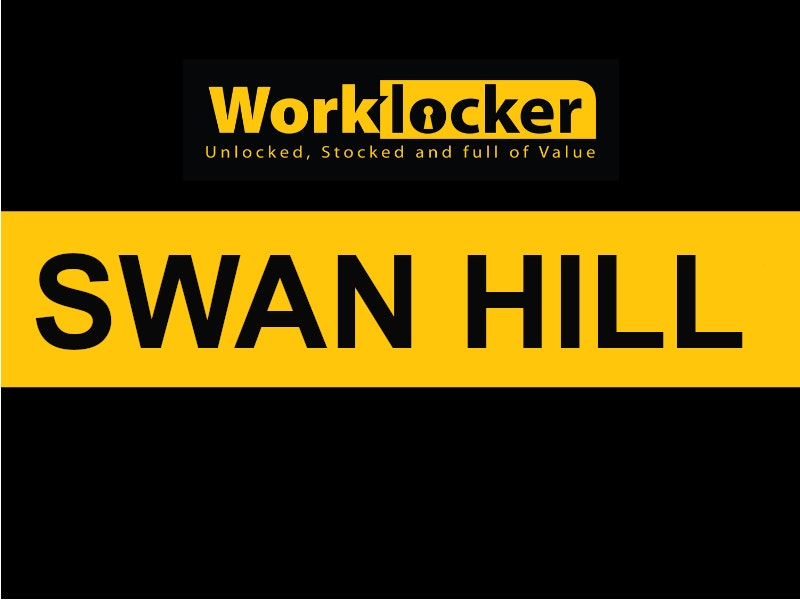 Worklocker Swan Hill Logo
