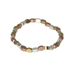 Small Oval Bracelets
