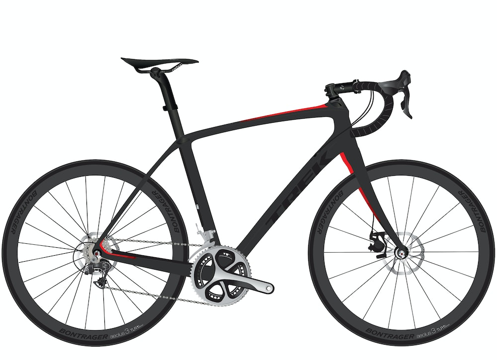 Trek Domane SLR 9 disc 2017 Road Bike BikeExchange
