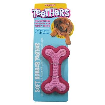 Masterpet Teethers Dental Massager Bone Dog Chew Toy