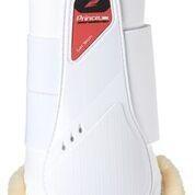 Zandona Prince Sensitive Dressage Boots Front