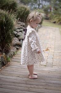 Lavender Dress (3mths-4yrs old)