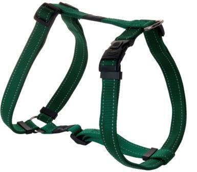 Rogz Classic Harness H D Green