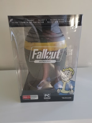 Fallout Anthology Mini Nuke collection