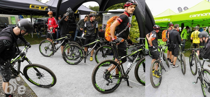 Eurobike 2014 Cannondale Demo day