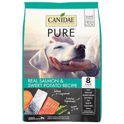 Canidae Pure Dog Grain Free Adult Salmon & Sweet Potato Dry Dog Food
