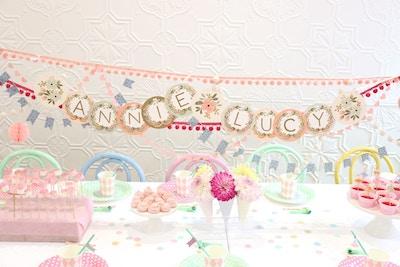 PINK BALLET BIRTHDAY PARTY