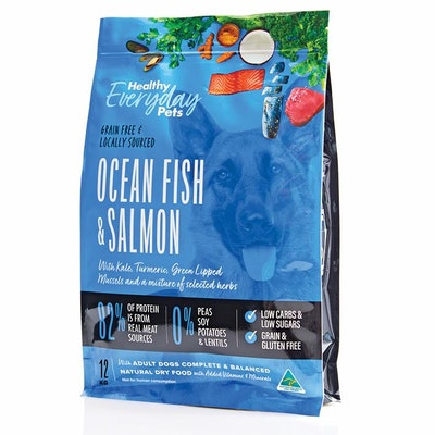 HEALTHY EVERYDAY PETS Ocean Fish Dry Dog Food