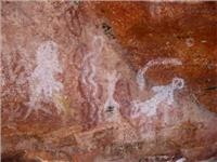Martu rock art