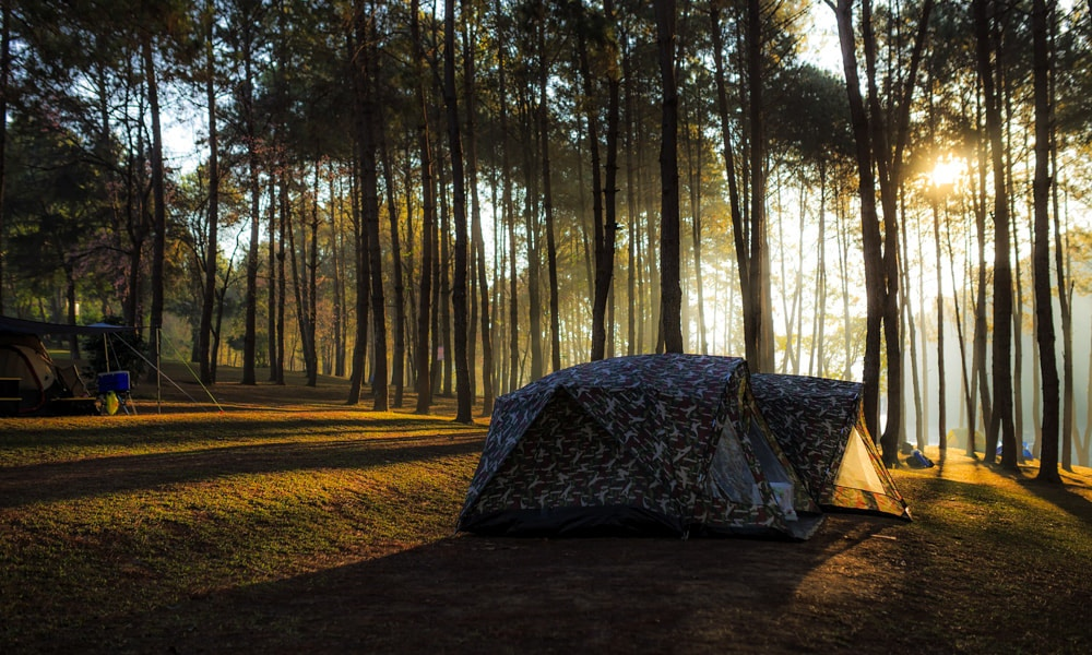 Top Six Camping  Essentials
