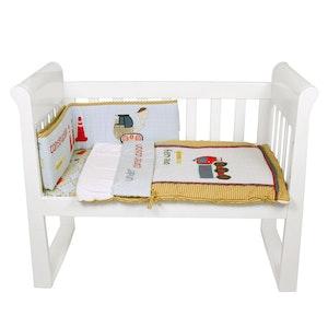Babyhood Amani Bebe 3 Pcs Cradle Set - Under Construction