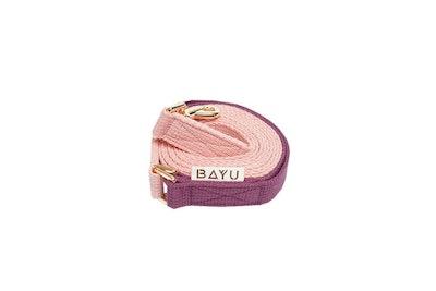 Bayu Dog Leash - Pink Rose