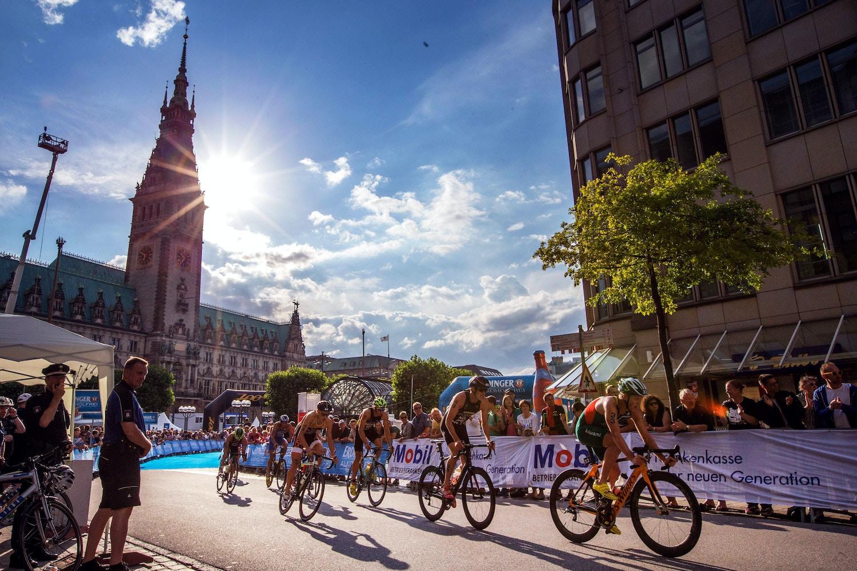 BikeExchange auf dem größten Triathlon der Welt