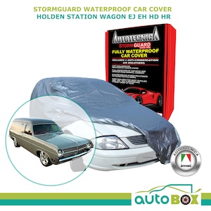 Stormguard Car Waterproof Car Cover Station Wagon Holden EJ EH HD HR TO