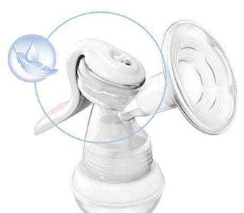 Chicco Wellbeing Manual Breast Pump