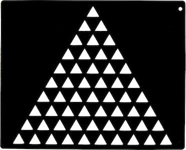 Hippotonic Quartermarker   Triangle