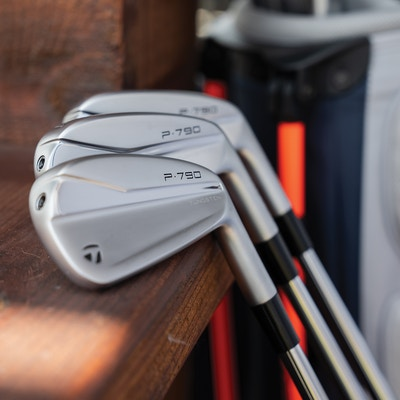 TaylorMade Introduces All-New P•790 Irons