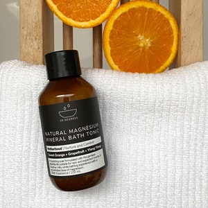 100ml MOTHERHOOD Natural Magnesium Mineral Bath Tonic