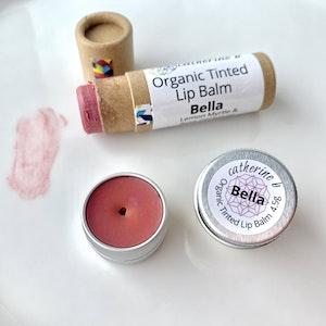 Catherine B Bella - Tinted Organic Lip Balm