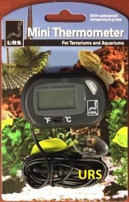 URS Mini Digital Thermometer