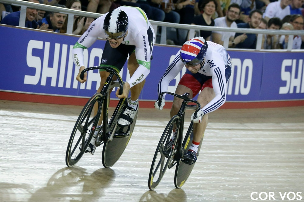 Guide to Track Cycling at the Olympics 2017 BikeExchange bank The Sprint
