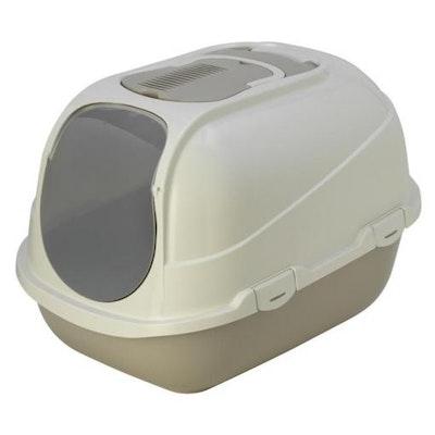 Moderna Mega Comfy Litter Box - Warm Grey