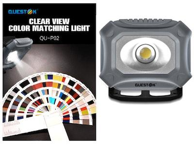 Colour Matching Light