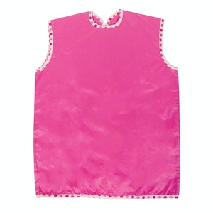 Silly Billyz Small Sleeveless Pink Painting Apron