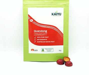 Quandong 30g (Freeze Dried Powder)