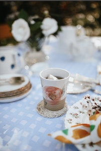 Carousel Cup | Orchard Blossom