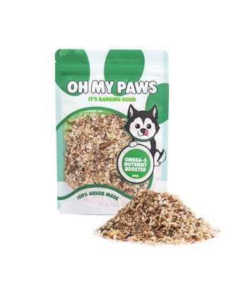 Oh My Paws Omega 3 Nutrient Booster