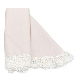 Cotton Blanket - Latte Cream